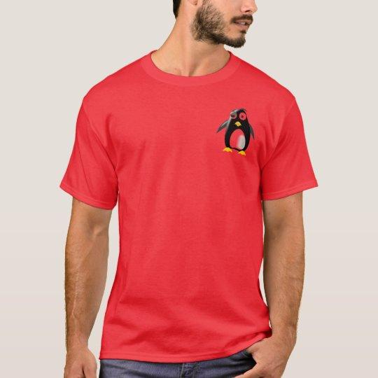 Penguin tux linux image T-Shirt