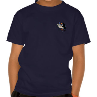 penguin tux system administrator t-shirts