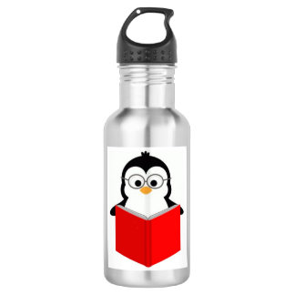 penguin water bottle