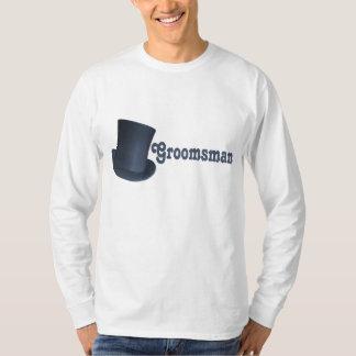Penguin Wedding - Groomsman T Shirt