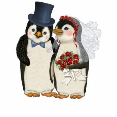 lady penguin