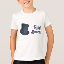 Penguin Wedding - Ring Bearer T-Shirt
