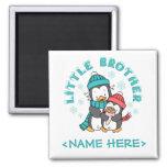 Penguin Winter Little Brother Refrigerator Magnets