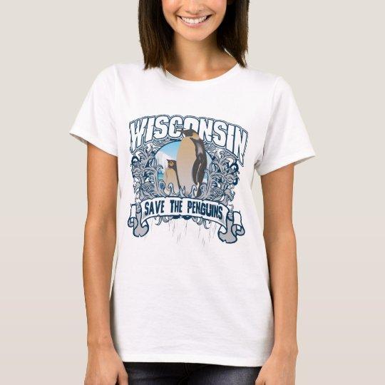 Penguin Wisconsin T-Shirt