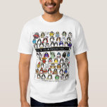 Penguinality - Penguin Happiness Tour Tees