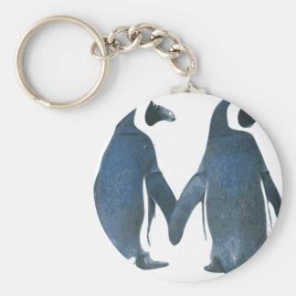 Penguine Keychain