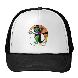 PenguinFrog Logo Products Hats