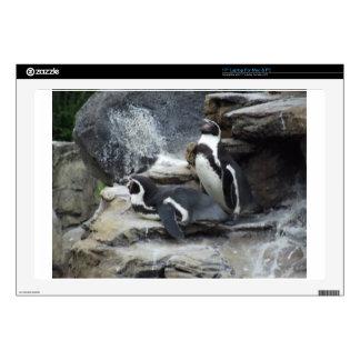 """Penguins 17"""" Laptop Skins"""