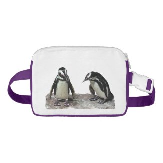Penguins Animal Fanny Pack
