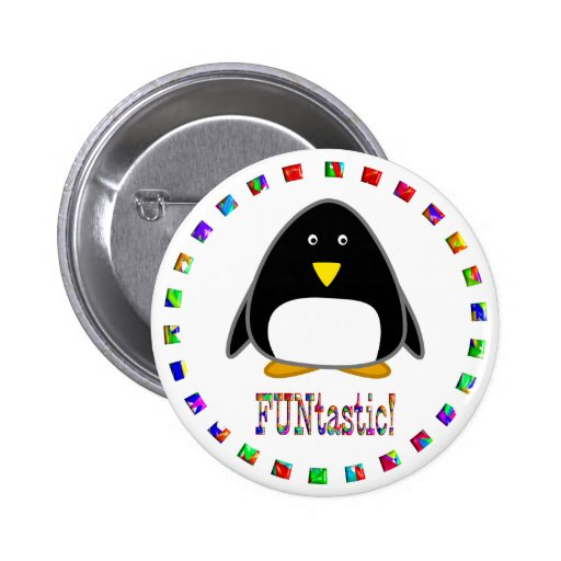Penguins are Funtastic Pins