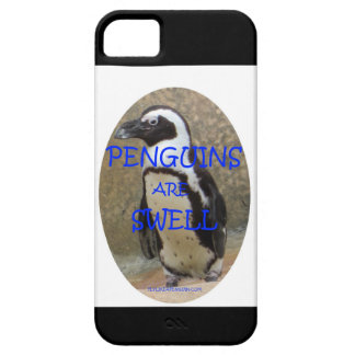Penguins are Swell iPhone SE/5/5s Case