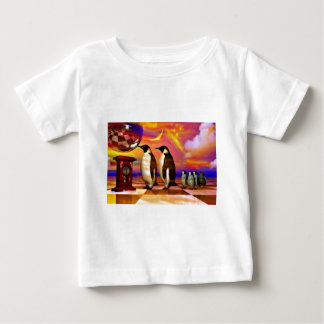 Penguins Baby T-Shirt