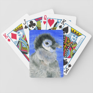 Penguins Bicycle Playing Cards