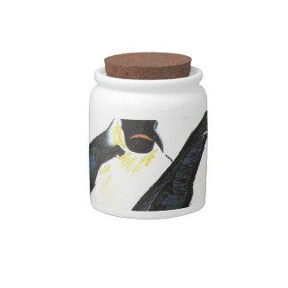 Penguins Candy Jars