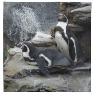 Penguins Cloth Napkin