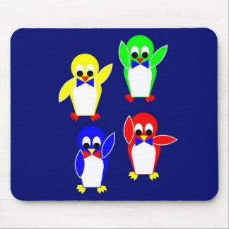 Penguins' Cold Store Fan Club Mouse Pad
