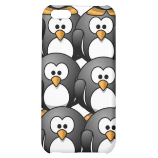 penguins cover for iPhone 5C