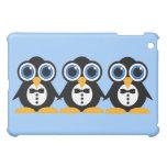 penguins cover for the iPad mini