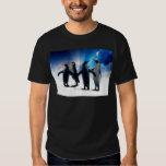 Penguins dance t shirt