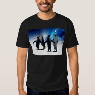 Penguins dance tee shirt