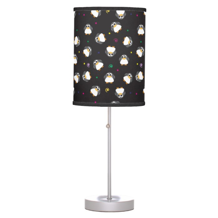 Penguins Design Lamp