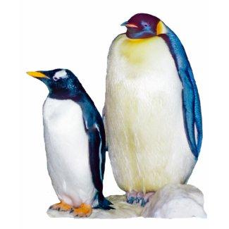 Penguins Drawing shirt