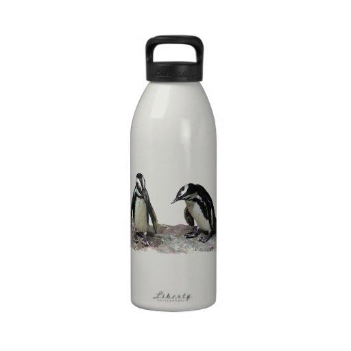 Penguins Drinking Bottles