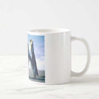 Penguins from Alaska Coffee Mug