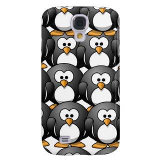 penguins galaxy s4 case