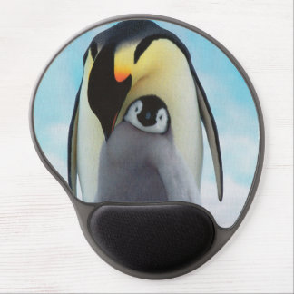 Penguins Gel Mouse Pad