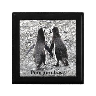 Penguins in Love Gift Box