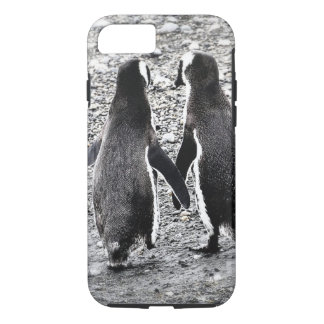 Penguins in Love iPhone 7 Case