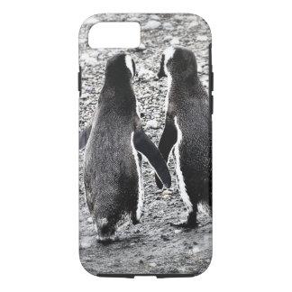 Penguins in Love iPhone 7 Case