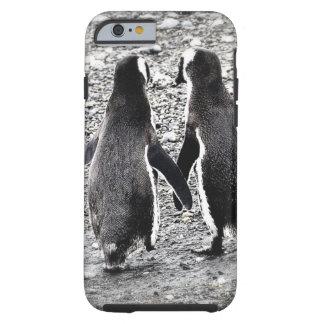 Penguins in Love Tough iPhone 6 Case