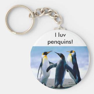 Penguins Key Chains