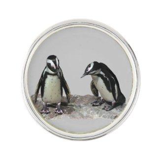 Penguins Lapel Pin
