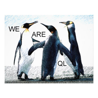 penguins letterhead