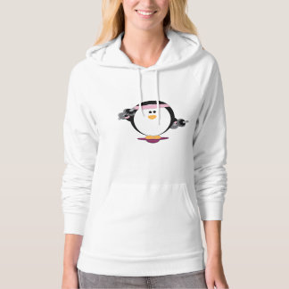 Penguins Lift Weights Hoodie