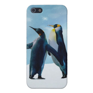 Penguins Live and let live Cover For iPhone SE/5/5s