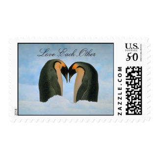 Penguins- Love Each Other Postage