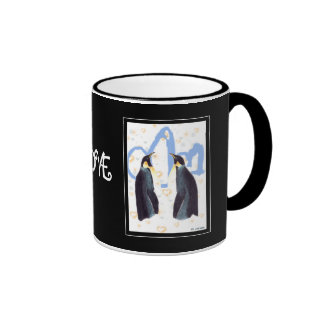 Penguins Love Mug