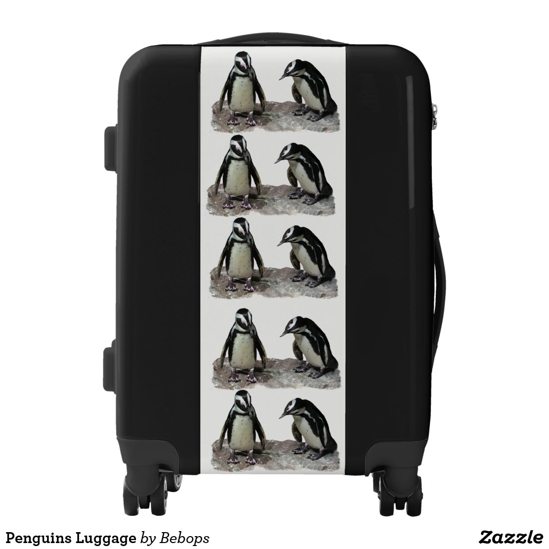 Penguins Luggage