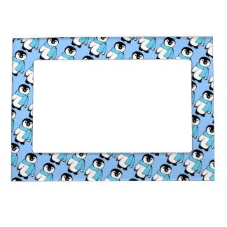 Penguins Magnetic Frame