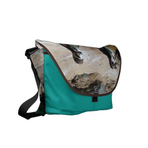 Penguins Messenger Bags