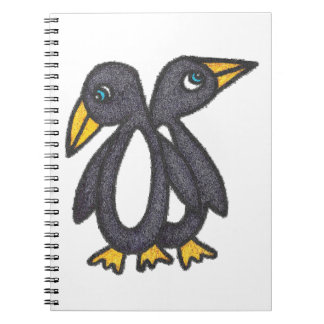 Penguins Notebook