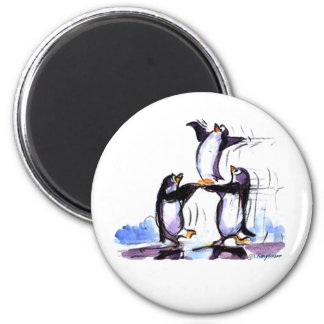 PeNgUiNs On PaRaDe Magnets
