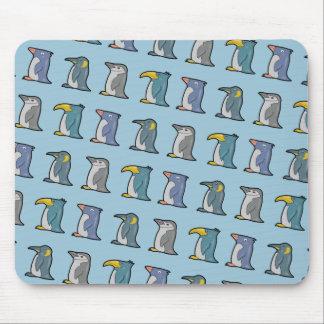 Penguins Pattern Mousepad