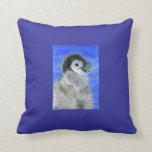 Penguins Pillow