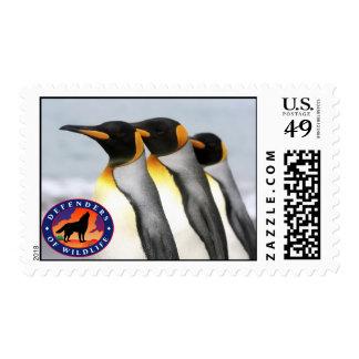 Penguins Stamps
