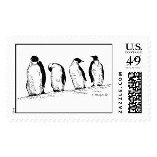 Penguins Postage